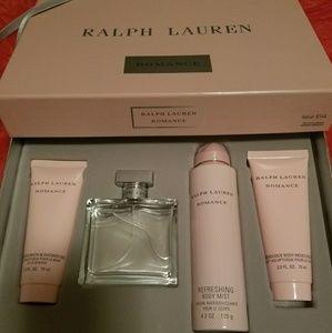 Ralph Lauren Romance Gift Set